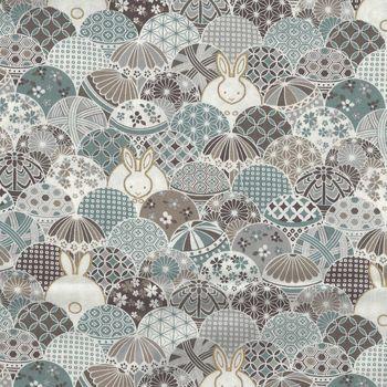 Japanese Cotton by Project Japan KTS6262 Colour E