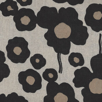 Japanese Modern Cotton Fabric UP5732 Colour A Flower