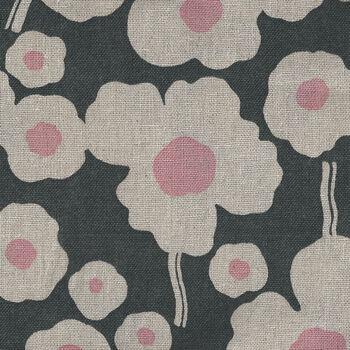 Japanese Modern Cotton Fabric UP5732 Colour D Flower