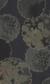 Japanese Specialty Cotton KTS6542 Colour D IndigoBlack