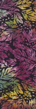Jason Yenter Floragraphix Batiks3 Patt No4 GBCLeaves Color7Multi