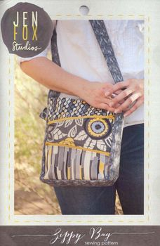 Jen Fox Studios Zippy Bag Pattern