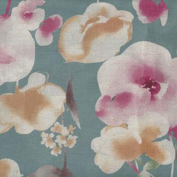 KOKKA Fine Fabric Made In Japan 100 Cotton LGA39000 Col 2 Soft Teal