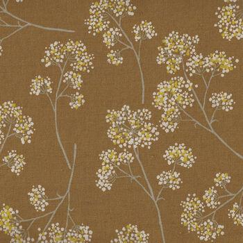 KOKKA Fine Fabric Made In Japan 100 Cotton YKA76010 Col 33 Mustard