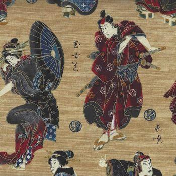 Kabuki By Northcott Fabrics Design 20886M Colour 99