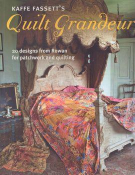Kaffe Fassettand39s Quilt Grandeur Book