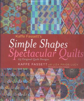Kaffe Fassettsand39 Simple Shapes Spectacular Quilts with Liza Prior Lucy