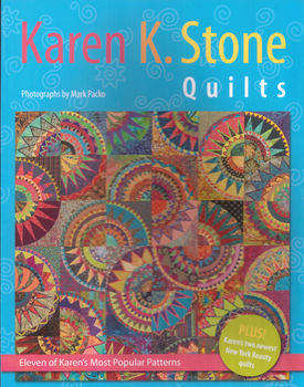 Karen K Stone Quilts Book