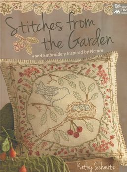 Kathy Schmitz Stitches From The Garden by That Patchwork Place