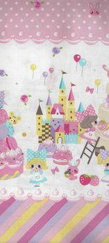 Kokka Fabric PA25300 301A11 Cotton