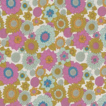 LEMONTREE BY TILDA Boogie Flower Dove White 100009
