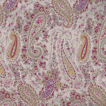 Lecien Memoire a Paris 40962 Color 40 Vintage Paisley