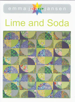 Lime and Soda by Emma Jean Jansen