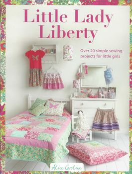 Little Lady Liberty Book by Alice Caroline for DandC