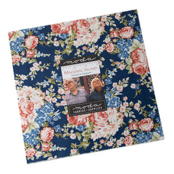 Mackinac Island Layer Cake by Minick + Simpson Precut 42 10 inch Squares for Mod