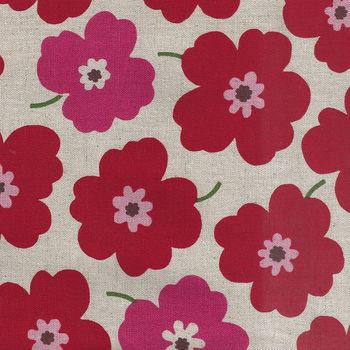 Made In Japan Cotton Linen Flower H6794 Design3 ColourA