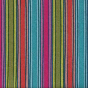 Makower Multi Stripe 1765 TP Color N