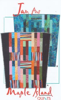 Maple Island Patchwork Quilt Patterns andquotJam Artandquot