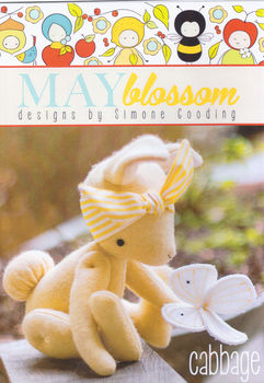 May Blossom Designs by Simone Gooding andquotCabbageandquot
