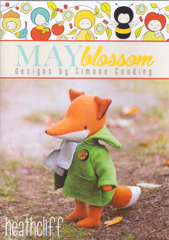 May Blossom Designs by Simone Gooding andquotHeathcliffandquot