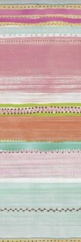 Meadow By Dena Designs for Free Spirit PWDF241 Coral