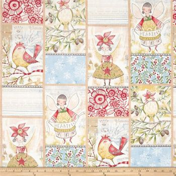 Merry Stitches by Cori Dantini for Blend fabrics