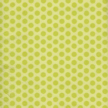 Minky 2Tone Dot Wide From EZ Fabrics Inc Colour Lime