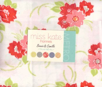 Miss Kate Flannels Layer Cake by Bonnie and Camille for Moda