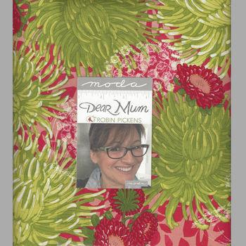 Moda Dear Mum Layer Cake Precut Squares 10andquot x 42 by Robin Pickens 48620LC