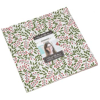 Moda Fabric Precuts Merriment by Gingiber Layer Cake 48270LC 10 Squares x 42