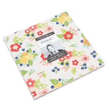 Moda Fabric Precuts Orchard by April Rosenthal Layer Cake 24070LC 10 Squares x 42