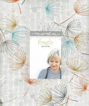 Moda Fragile Layer Cake Precut Squares 10+quot x 42 by Brigitte Heitland for Ze