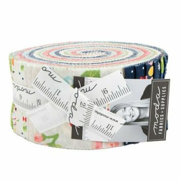 Moda Orchard Jelly Roll by April Rosenthal Precut 25 x 45 Strips x 42 24070JR