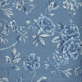 Moda Regency Ballycastle Chintz M4232013 Blue Floral