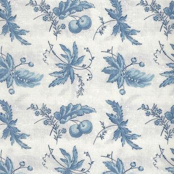 Moda Regency Ballycastle Chintz M4232816 WhiteBlue