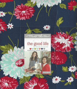 Moda The Good Life Layer Cake Precut Squares 10andquot x 42 by Bonnie and Camille 55150LC