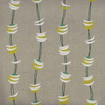 Modern KOKKA Fabric LinenCotton JG50900 901 A17