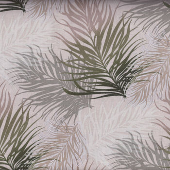 Nature Trail Fern Leaf Taupe by Paintbrush Studios 12011341