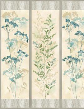Neutral Nature for Wilmington Prints 42411 Colour 294 Fabric Panel