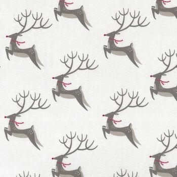 Northern Light By Annie Brady For Moda Fabrics M1673111 Reindeer