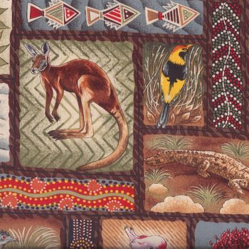 Nutex fabrics andquotAwesome Australiaandquot