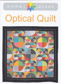 Optical Quilt by Emma Jean Jansen