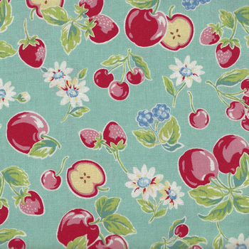 Orchard Kitchen Collection from Lecien Fabrics 31737 Color 60