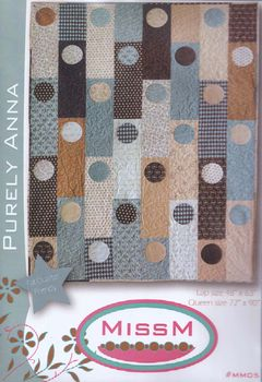 Patchwork Pattern Miss M andquotPurely Annaandquot