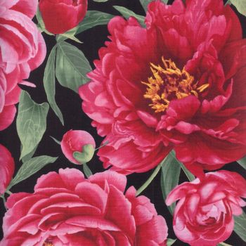 Peonies for Timeless Treasures