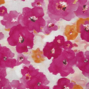 Quiltgate Gentle Flowers GF5990  PatternColour 12C