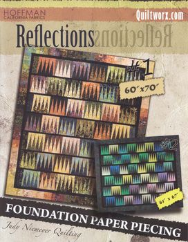 Reflections from Judy Neimeyer and Quiltworx