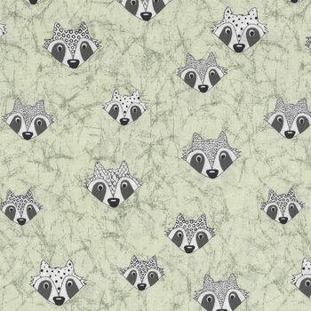 Rocky Raccoon From Stoffabrics Danish Design MCS 18051 Vic Code 4500 919