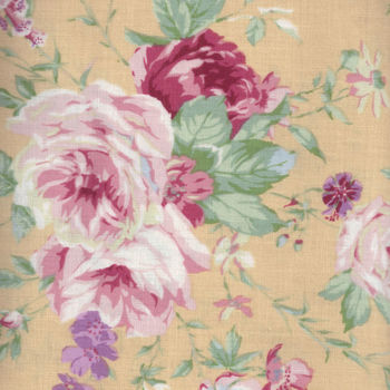 Rococco and Sweet for Lecien Fabrics TL3136050