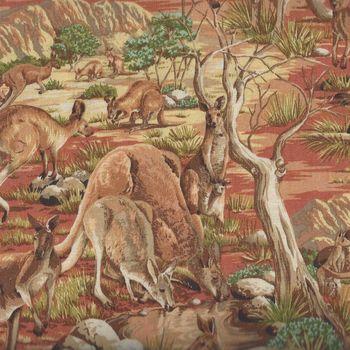 Roosand39 Kangaroos Australian by Nutex 11150 Colour 1